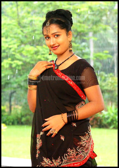 mallu serial actress rasna hot navel