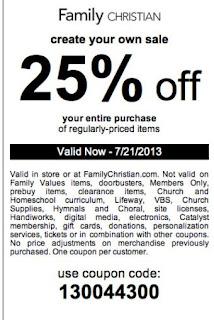 family christian printable coupons