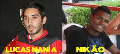 Nanía e Nikão