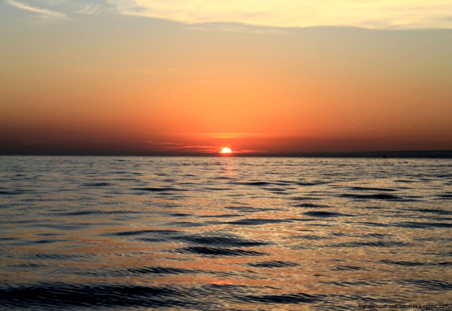 Sunset Kalibukbuk Tourism Lovina Beach Hd Wallpaper ...