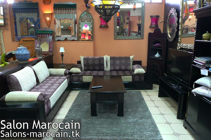 boutique salon marocain 2016 2017 salons marocains. Black Bedroom Furniture Sets. Home Design Ideas