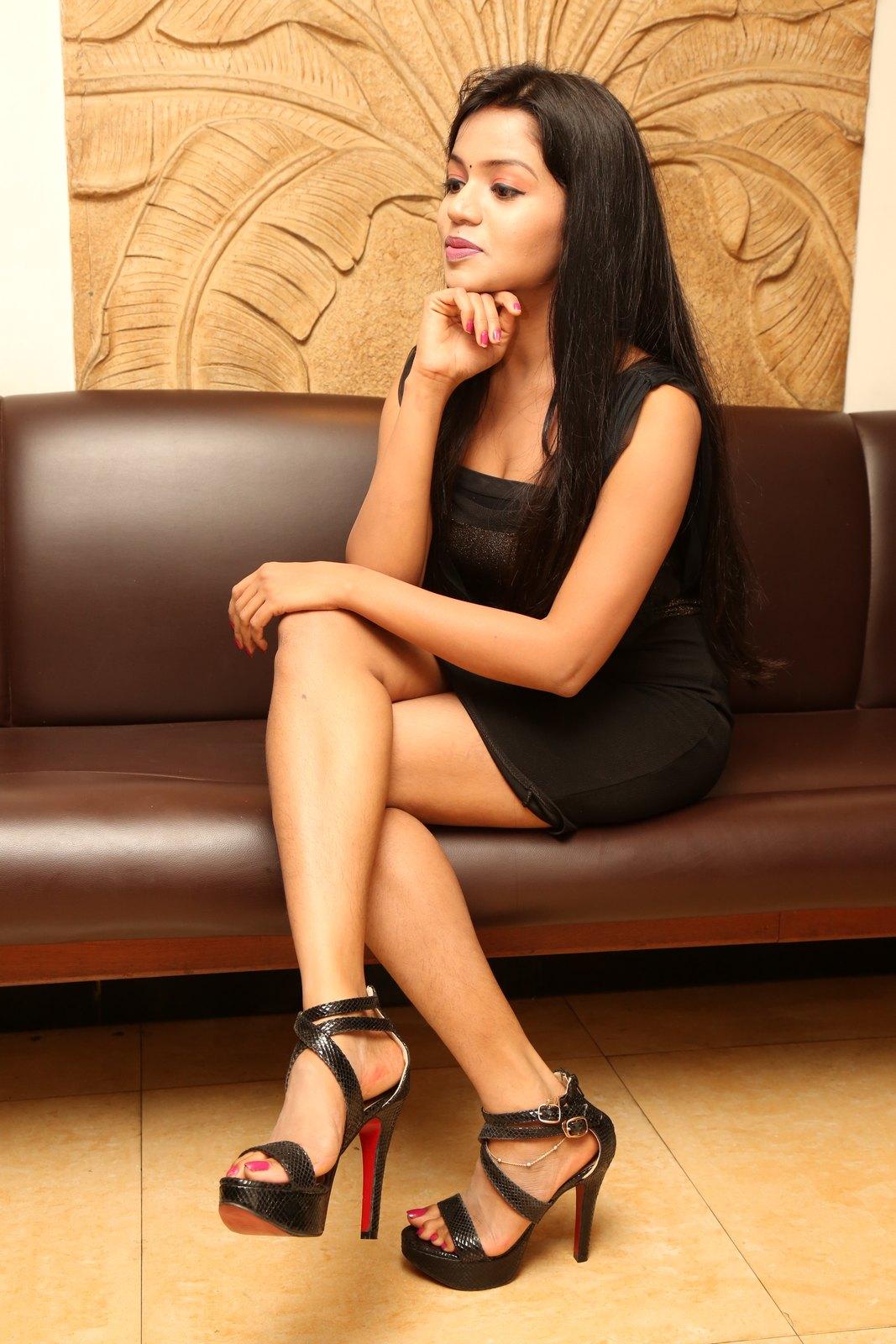 Bhavya sri New glam photo shoot-HQ-Photo-10