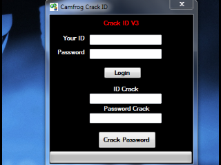 hack camfrog id and password