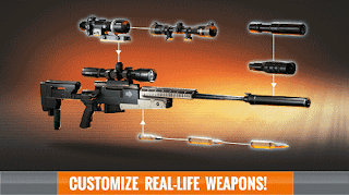Mod Sniper 3D Assassin: Free Games V1.6.1 Apk Data