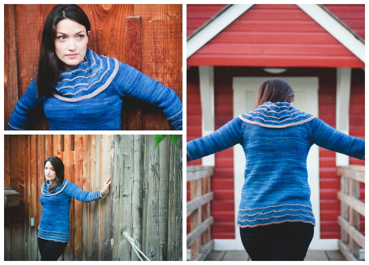 Tempest by Holli Yeoh book review on VeryShannon.com #tempestknits