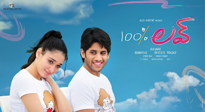 Watch 100% love (2011) Telugu Movie Online