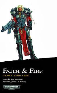 Libro Faith and Fire de James Swallow