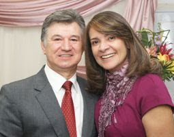 Pastor Vice-Presidente e Setorial