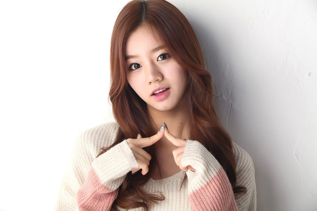 Girl S Day Hyeri Five Star Magazine Pictures