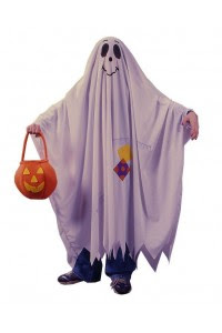 Friendly Ghost Child Size Costume