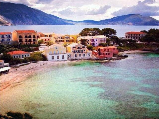 Vacanze Cefalonia, Grecia