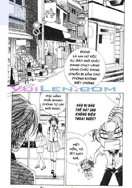 Ánh nắng chói chang chap 14 - Trang 31