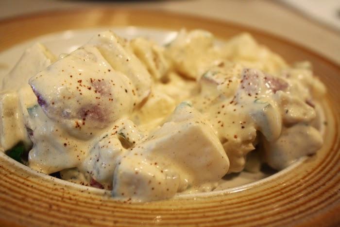 Girl's Life mustard potato salad easy recipe