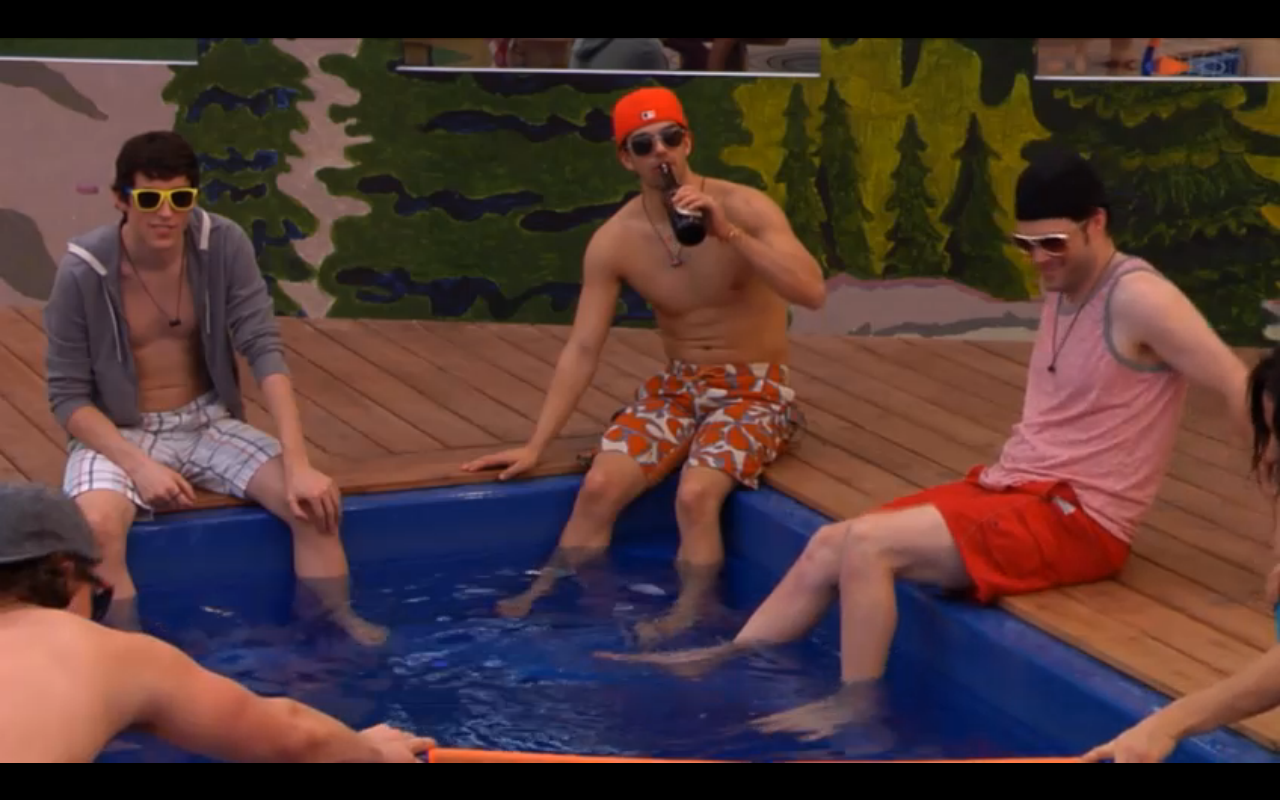 Big Brother Play By Play Mount Gary Erupts (Video & Audio!)