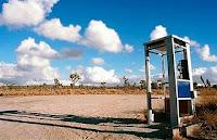Telefono+desierto+Mojave+cabina+solitario