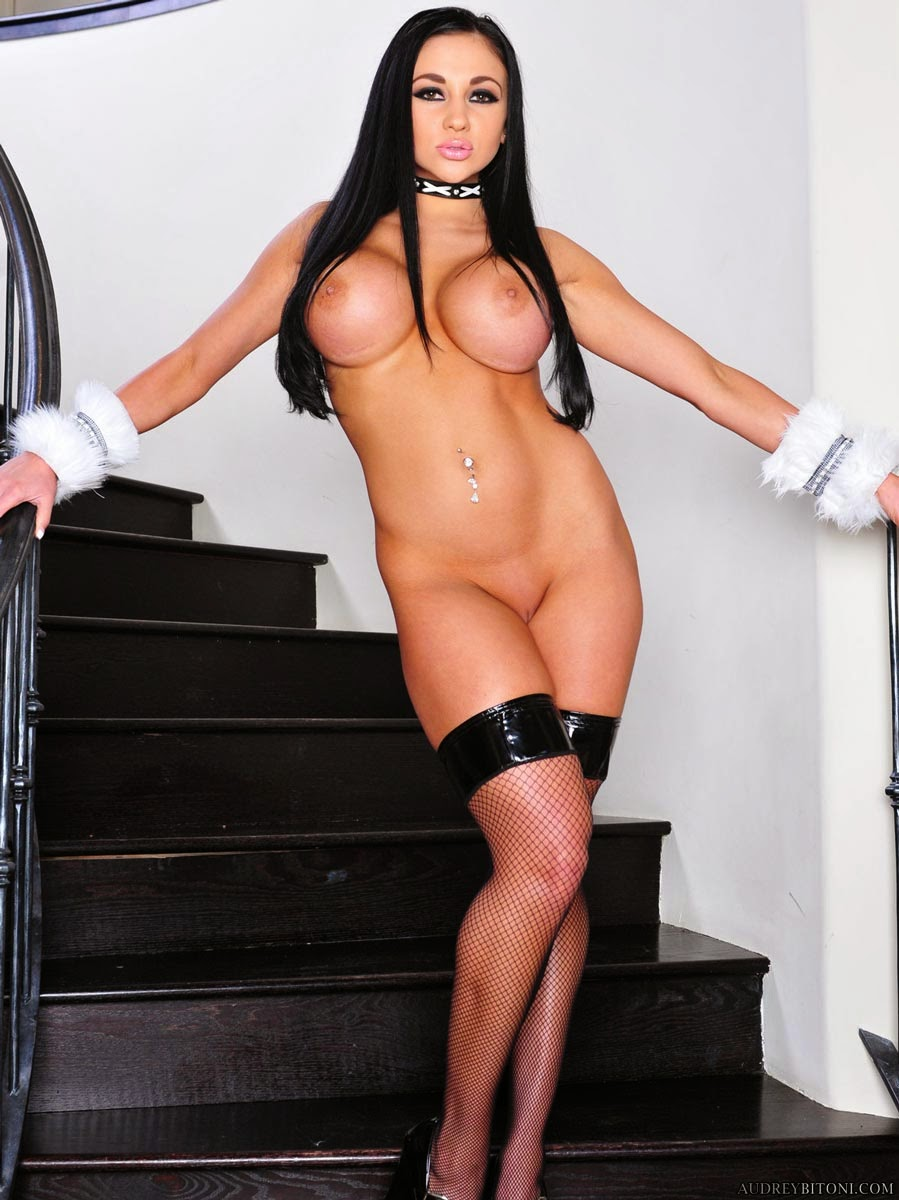 Commit Audrey bitoni photo nue share your