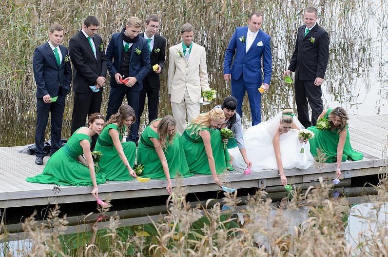 vestuvių fotosesija Zarasuose