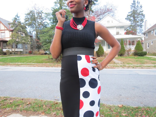 DIY Illusion Pencil Skirt, DIY Maternity, Maternity Style