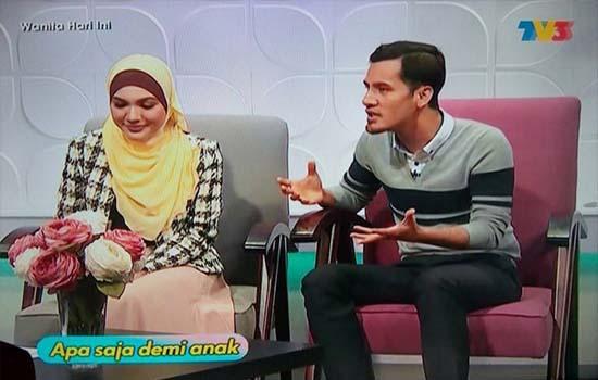 Rahsia Datuk Aliff Syukri dan Datin Mendidik Anak-Anak Didedah