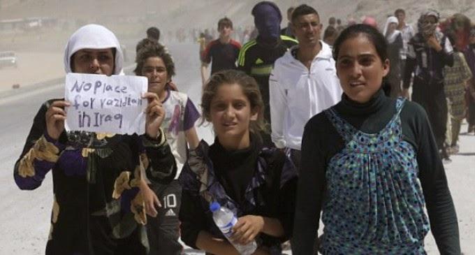 Brigade al-Khanssaa bangun Rumah Bordil untuk pejuang ISIS