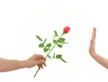 Cinta ditolak