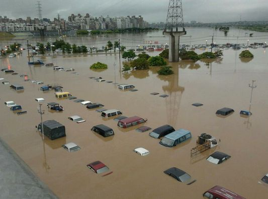 Recent Natural Disasters Taiwan
