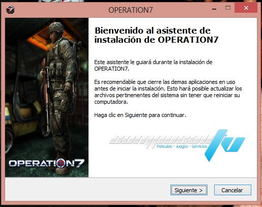 Operation 7 PC Full Español Descargar Juego