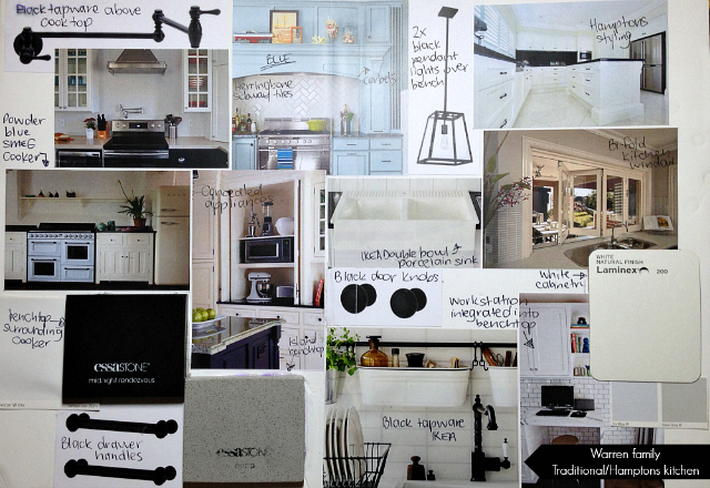 I Cant Wait To Take A Sledgehammer Our Old Kitchen Heres The Moodboard Shared With Designer