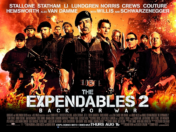 The Expendables 2 (Los Mercenarios 2) 2012 - Página 20 The-expendables-2