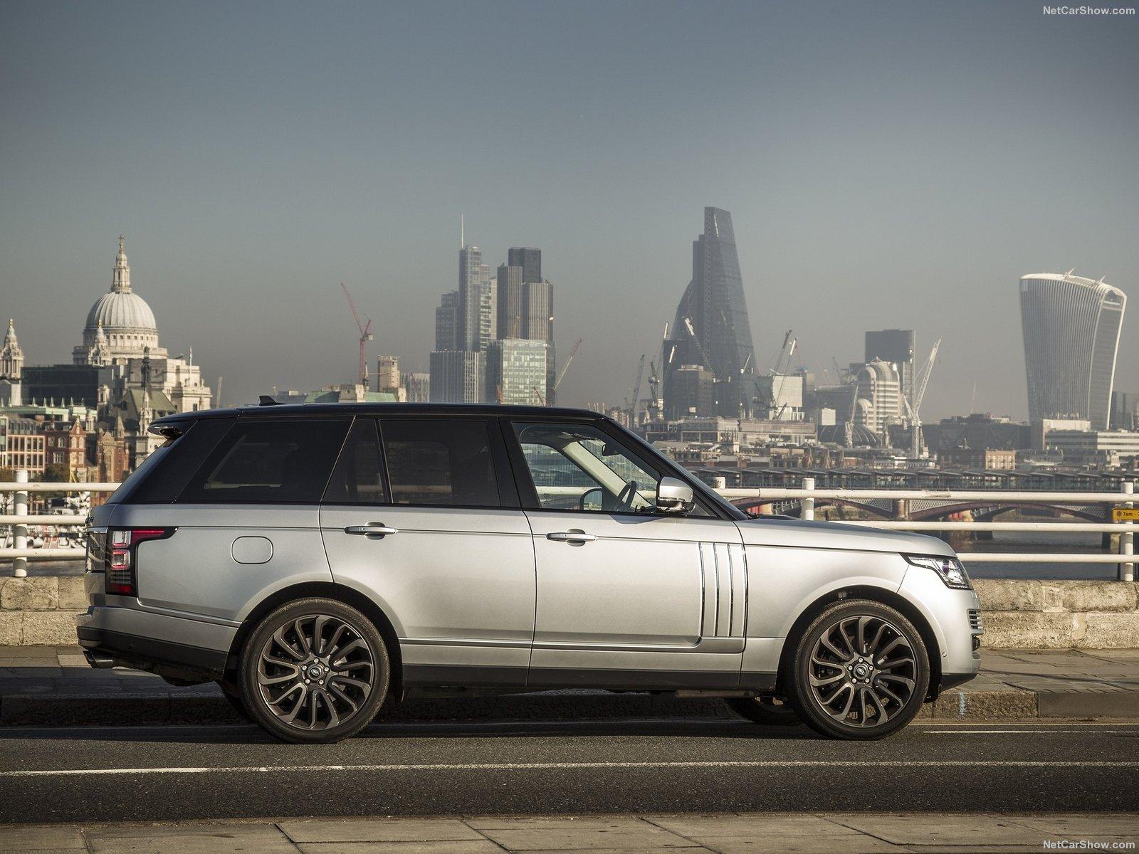 Hình ảnh xe ô tô Land Rover Range Rover SV Autobiography 2016 & nội ngoại thất