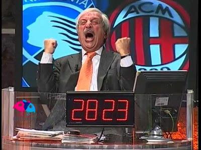 Video Milan-Barcellona 2-0 Crudeli