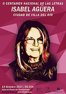 Certamen de las Letras Isabel Agüera