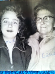 Gloria's Mother, and Grandma Alma