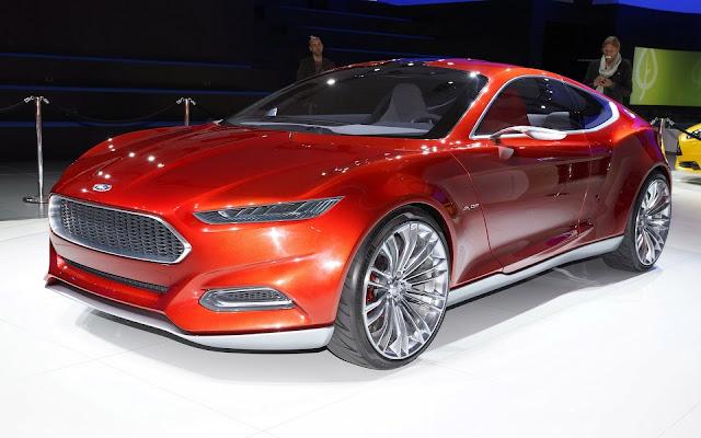 Concept Car Ford Evos