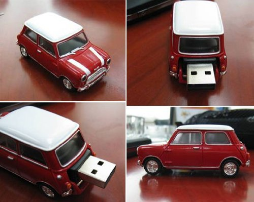 Mini Cooper USB Pendrive