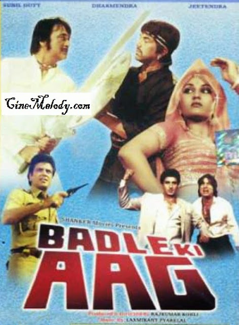 Badle Ki Aag Hindi Mp3 Songs Free  Download  1982