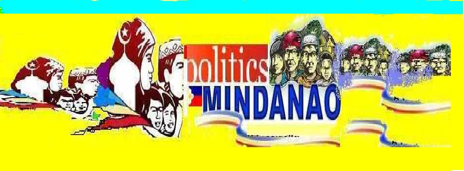 POLITICS MINDANAO