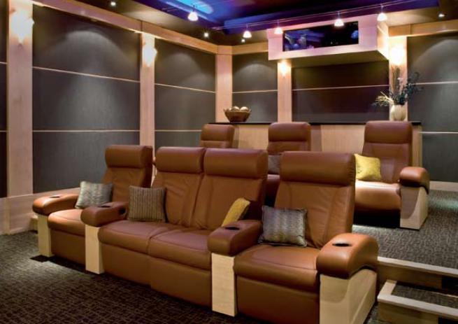As Opções Mais Próximas Das Salas De Cinema Convencionais: