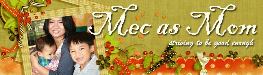 Mec as Mom