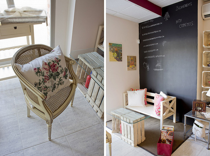 Tienda Decoracion Vintage Malaga ~   Sara ( inauguraci?n de cafeter?a tienda)  Margot Cosas de la Vida