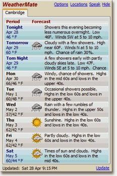 [ ������ ] : �������� ������ WeatherMate 3.4.3 ������ ���� ����� ��� ������