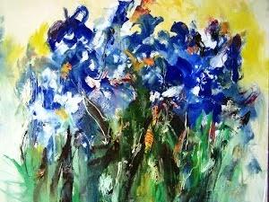 Irisi albastri