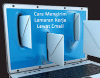 Tips Melamar Kerja via Email