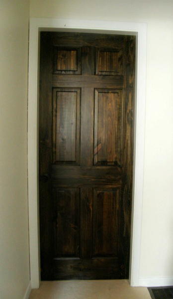 Diy Stained Doors