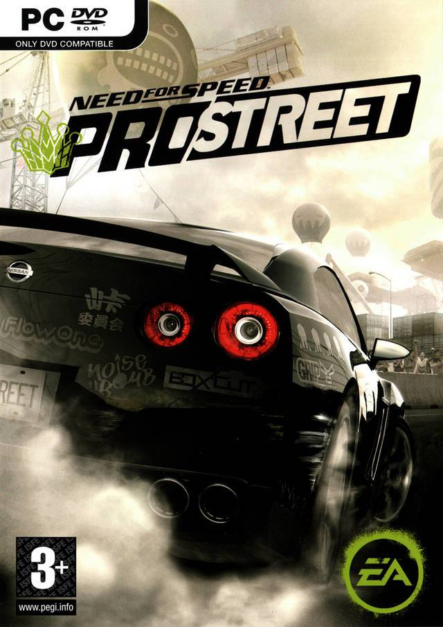 Jamatano: Need for Speed - ProStreet