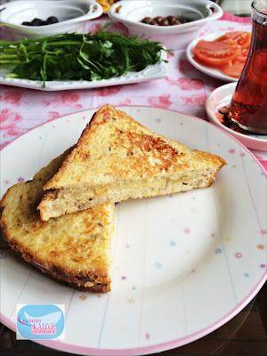 Fransız tostu nedir ? nasıl yapılır ? Fransız tostu tarifi.