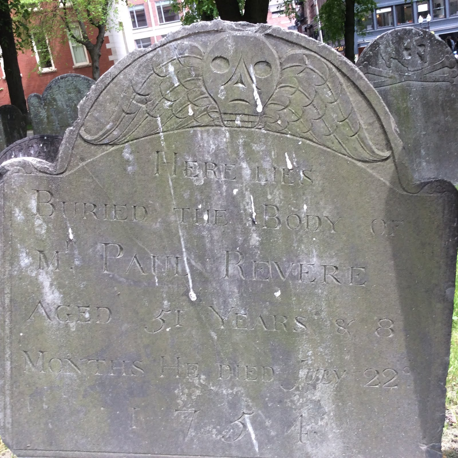 Paul Revere,  Boston