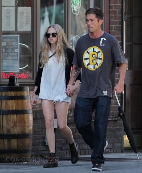 amanda seyfried dated