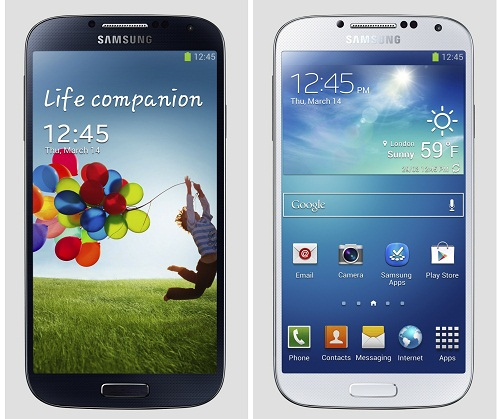 Samsung S4- A Phone with Infinite Features