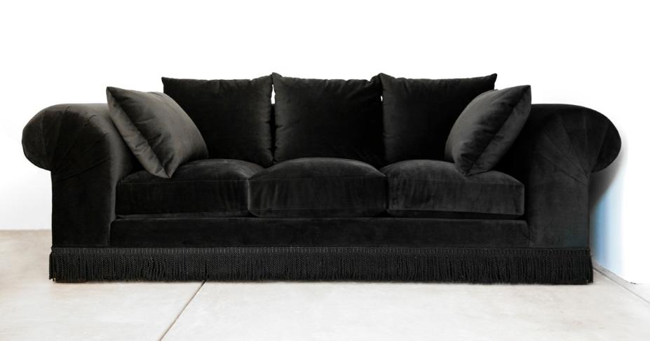 Rosa Beltran Design OPULENT DECOR AND A STUNNING BLACK